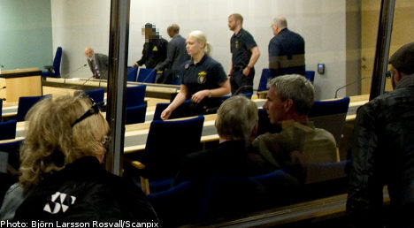 Man guilty of 'ruthless' Gothenburg killing: court