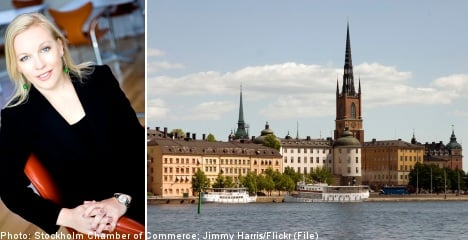 Stockholmers pay half of Sweden's taxes: study