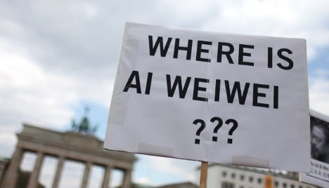 China's Ai Weiwei named Berlin professor amid calls for his release