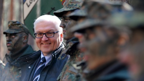 Boring Steinmeier charms his way back into Germany's heart