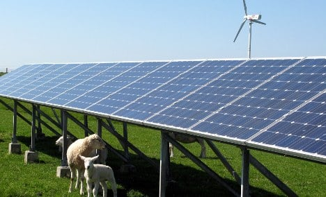 Germany can power itself, environment agency says