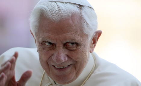 Pope's plans for September trip to Germany finalized