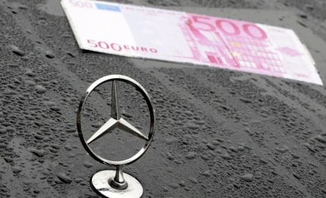 Croation arrests connected to Daimler corruption probe