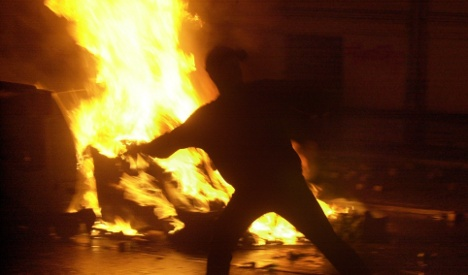 Berlin braces for surges in May Day violence