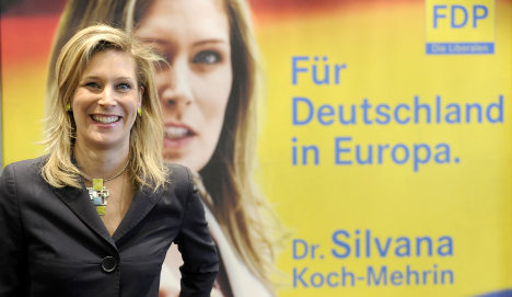 Koch-Mehrin plagiarism charges thicken