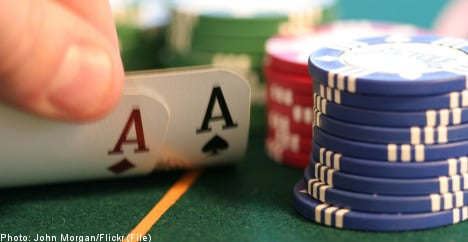 Chance and skill to Texas Hold'em: Swedish court