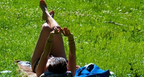 Swiss skin cancer rates highest in Europe - study