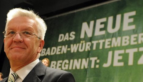 Greens to limit autobahn speed and replace car tax with road toll