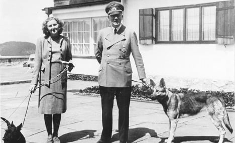 Nazi plan to teach dogs to talk uncovered