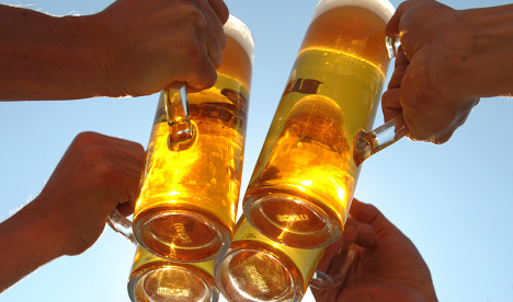 Beer purity law proposed as UN world cultural heritage