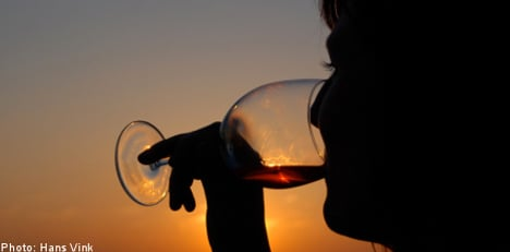 State liquor stores moot higher tax on wine