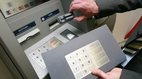 One in three cash machines replaced after 'skimming' attacks