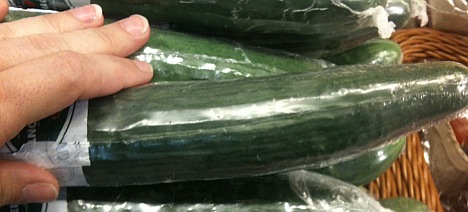 Check your cucumbers: Swedish food agency