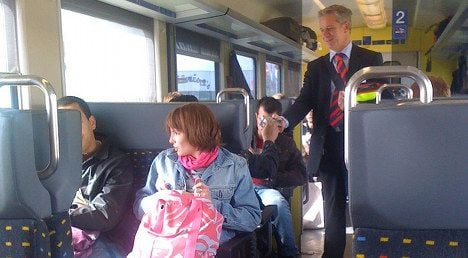 On-board train ticket sales reprieved