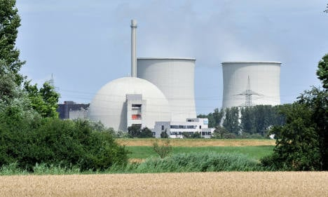 Merkel preparing to drop nuclear tax in deal with industry: report