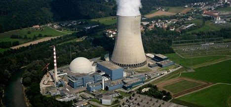 Swiss signal end to nuclear power