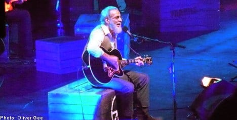 Yusuf/Cat Stevens live in Stockholm: a review