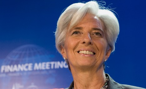 Germany fails to find credible IMF candidate