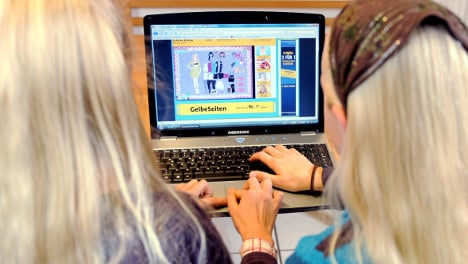 Web makes kids more sociable, study finds