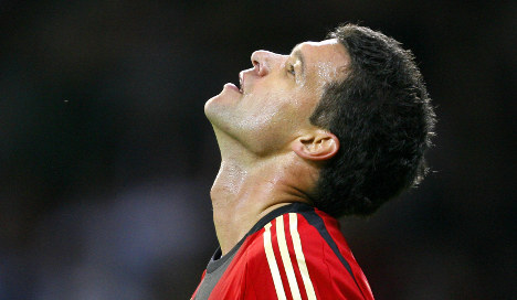 Ballack left out of squad - again