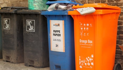 German recycling system gets an overhaul