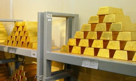 MP says Portugal should sell its gold to save itself