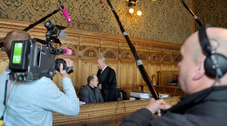 Police doctor acquitted over forced vomiting death