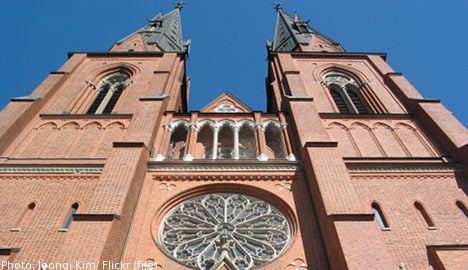 Swedes against church dabbling in politics