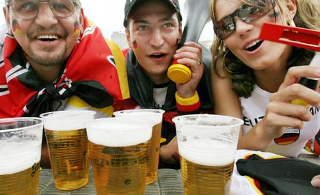 Hessian official wants alcohol ban during football matches