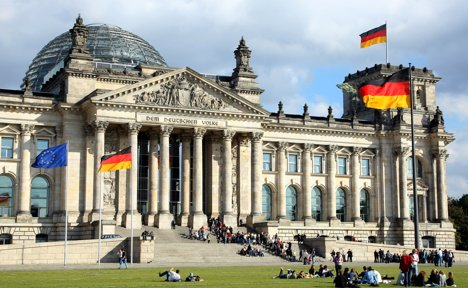 Arrested Austrian was planning 9/11-style attack on Reichstag