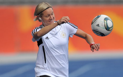Germany kick off bid for third women's World Cup title