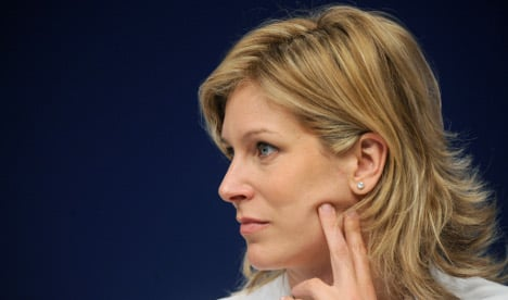 FDP's Koch-Mehrin stripped of her doctorate