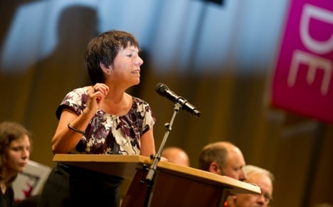 Former church leader criticizes German arms industry