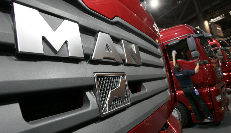 Brussels forces VW to delay MAN plans