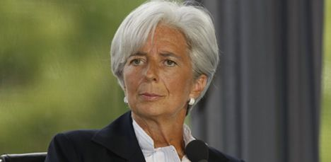 China refuses to commit to Lagarde