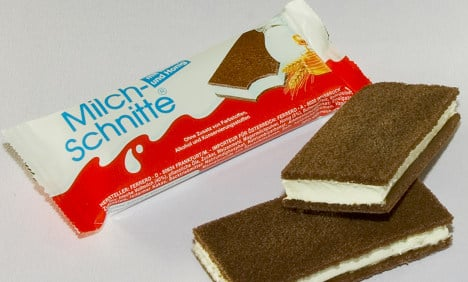 'Milch-Schnitte' snack gets award for deceptive advertising