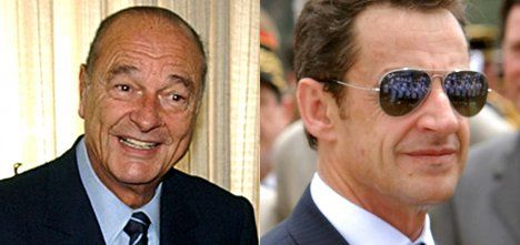 Chirac snubs Sarkozy - vows to vote for Socialist