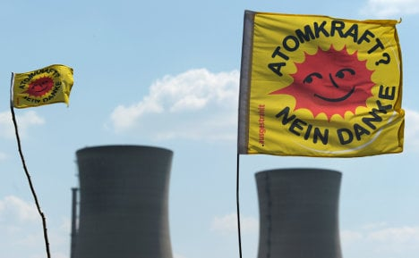 Parliament backs nuclear energy phaseout