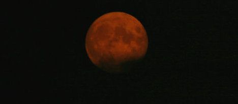Lunar eclipse expected to be seen in Switzerland