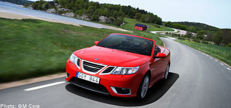 Saab unveils second partner in new China deal