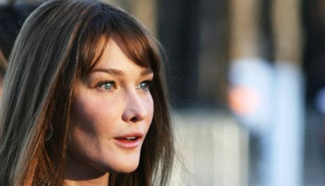 Carla Bruni: life as first lady 'less tiring than modelling'