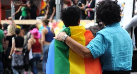 Swiss gays and heteros share love hopes