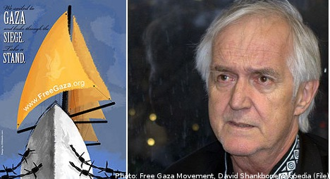 'We won't give up – we will return': Mankell