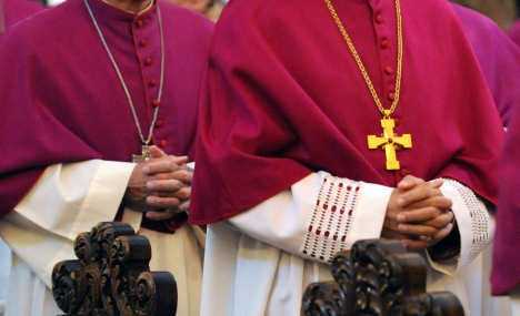 Catholic Church to allow access to internal files