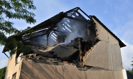 Woman killed in Hesse house explosion