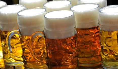 Discovering Munich's best summer beer locations