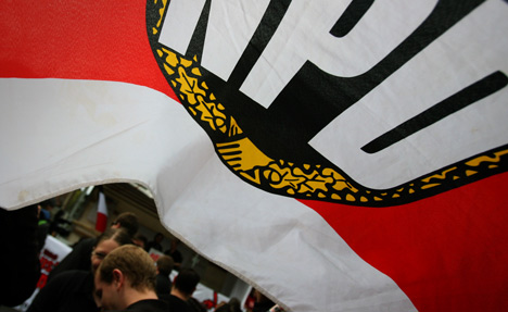 Social Democratic leader pushes for far-right party ban