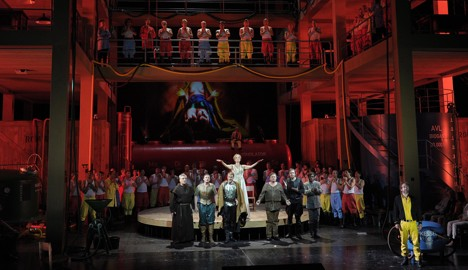 Wagner festival opens with taboo-shattering Israeli performance