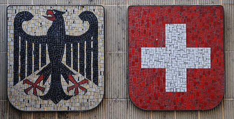Swiss and Germans 'to sign tax evasion deal'