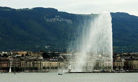 Swiss officials 'worried' over safety in Geneva